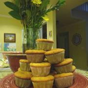 Lemon Poppy Mini-Muffins (GF)