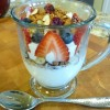 Fruit & Yogurt Parfaits (GF Option)