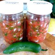 Busy Moms' Fabulous Fermented Salsa