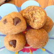 Raw Cookie Dough Bites (GF)