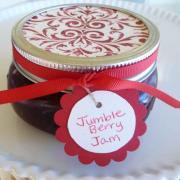 Jumble Berry Jam (GF)