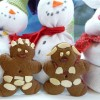 Grain-Free Gingerbread Cookie Cut-Outs