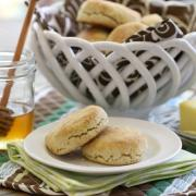 Almond Flour Biscuits (GF, DF)