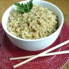 Buttery-Herbed Brown Rice (Gluten-Free)