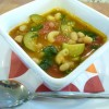 Hearty Minestrone Soup (Grain-Free option)