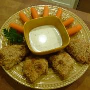 Healthy Chicken Nuggets (GF)
