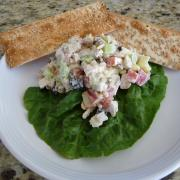 Grilled Chicken Salad (GF)