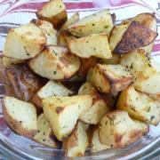 Roasted Herb Potatoes (GF)