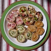 It's a wrap! Sweet & savory roll-ups your whole family will enjoy! (GF Option)