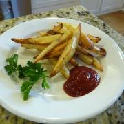 Healthier French Fries (GF)