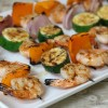 Grilled Shrimp Kabobs (GF)