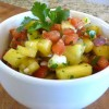 Fresh Pineapple Salsa (GF)