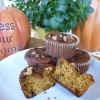 Pumpkin Pie Muffins (GF, DF option)
