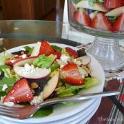 Strawberry Feta Salad (GF)