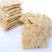 Grain-Free Multiseed Crackers