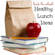 Back-to-School Lunch Box Ideas & Healthy Snacks!