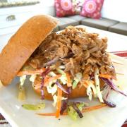Southern-Style Slow-Cooked Pulled Pork (GF)