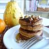 Pumpkin-y Pancakes (GF)