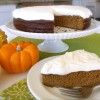 Pumpkin Spice Cake: Special Fall Guest Post!