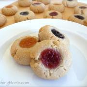 Thumbprint Cookies(GF): Special Holiday Guest Post!