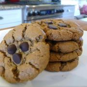 Featured Recipe: Easy Nut Butter Cookies (GF, DF)