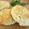 Garden Herb Biscuits (GF)