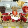 Banana Split Oatmeal Breakfast Buffet