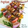 Favorite Summertime Fajitas (GF)