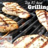 Top 10 Tips to Get Your Grill On!