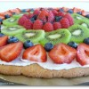 Kid's Favorite Fruit Pizza (GF Option)