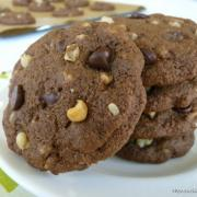 Double Chocolate Chip Cookies (GF)