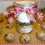 Cookie Dough Bites Gift-in-a-Jar (GF)