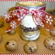 Cookie Dough Bites Gift-in-a-Jar (GF)