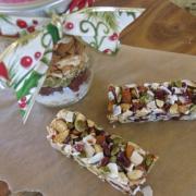 Fruit & Nut Bars in a Jar (GF)