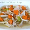 Made With Love Chicken Noodle Soup (GF, DF)