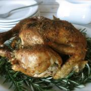 Slow Cooker Roasted Chicken (GF)