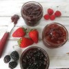 How to Make Honey Sweetened Fruit Preserves {using natural pectin}