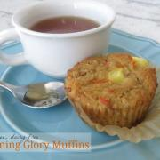 Morning Glory Muffins (GF, DF)