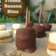 Frozen Banana Bites – Summer Fun with the Kids!