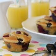 Grab-n-Go Pancake Muffins: A Healthy Breakfast on the GO!
