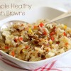 Simple Healthy Hash Browns {3 Tips for Perfect Hash Browns Every Time!}