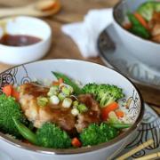 Soy-Free Teriyaki Chicken {Slow Cooker Recipe}