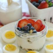 Easy Summer Berry Yogurt Parfait
