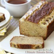 Ultimate Banana Bread (GF, DF)