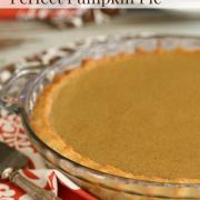 Perfect Grain-Free No-Bake Pumpkin Pie