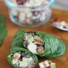 How to Make Sandwich Wraps with Greens {Whole30}