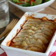 Potato Casserole Lasagna {Whole30, GF, DF}