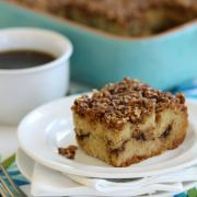 Cinnamon Crumb Coffee Cake from Everyday Grain-Free Baking