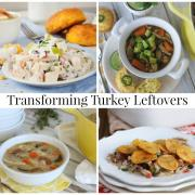 Transform Leftover Turkey into Quick & Healthy Meals!