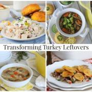 Transform Leftover Turkey into Quick & Healthy Meals!